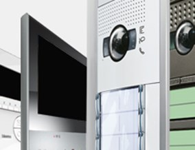 Bticino door entry systems