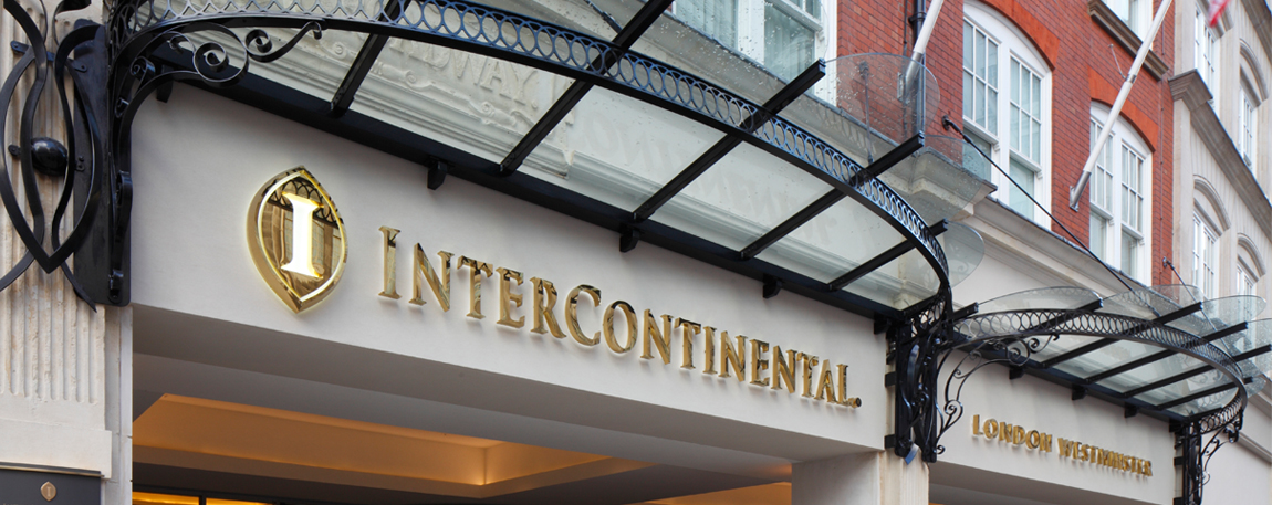 INTERCONTINENTAL HOTEL, LONDON WESTMINSTER