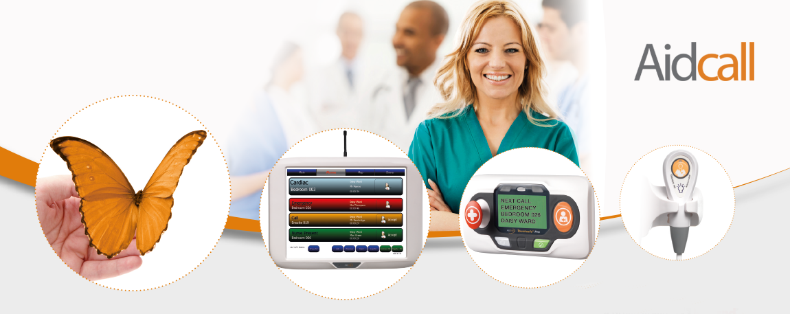 NEW TOUCHSAFE PRO WIRELESS NURSE CALL SYSTEM