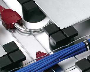 Guide to selecting and installing cable management floor systems