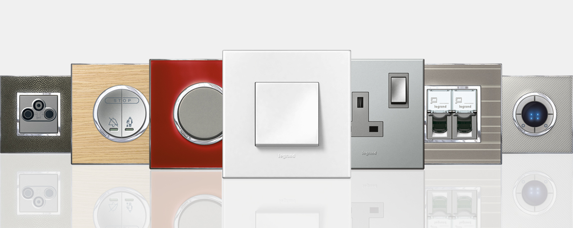 arteor wiring accessories legrand uk style and functionality
