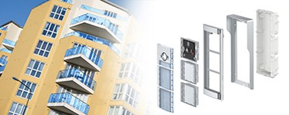Build your door entry system | Bticino configurator